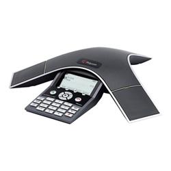 Téléphone fixe Polycom SoundStation IP 7000 - Téléphone VoIP de conférence - SIP