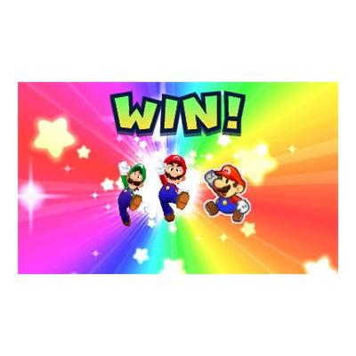 Nintendo - 3DS MARIO E LUIGI PAPER JAM BROS