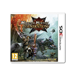 Jeu vidéo Monster Hunter Generations - Nintendo 3DS - italien