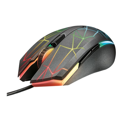 Trust - GXT 170 HERON RGB MOUSE R6S