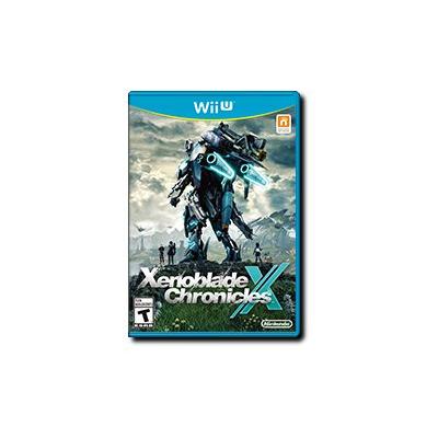Nintendo - WIIU XENOBLADE CHRONICLES X SOLUS
