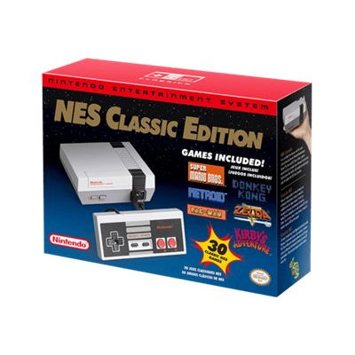 Nintendo - NES NINTENDO CLASSIC MINI HW