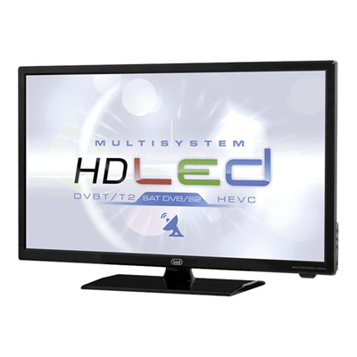 Trevi - LTV 2401 SAT TV HEVC MULTISYSTEM LE