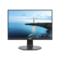 "Écran LED Philips Brilliance B-line 240B7QPJEB - Écran LED - 24"" (24.1"" visualisable) - 1920 x 1200 - IPS - 300 cd/m² - 1000:1 - 5 ms - HDMI, VGA, DisplayPort - haut-parleurs - noir texturé"
