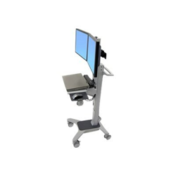 Scanner Lenovo - Ergotron neo-flex dual wideview wor