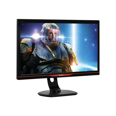 Écran LED 24  LED  GAMING MONITOR  1920 x 1080  16 9  REFRESH RATE 144 Hz  350 cdm   1ms  hdmi  mhl-hdmi  display port  dvi  vga  SMARTKEYPAD  hub 3