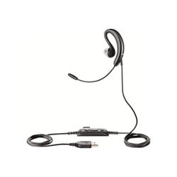 Jabra UC Voice 250 MS - Casque - intra-auriculaire - montage sur l'oreille