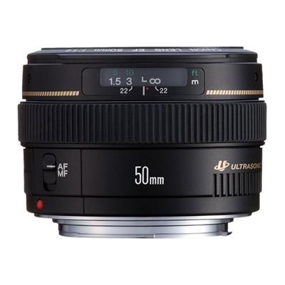 Canon - EF 50MM F1.4 USM