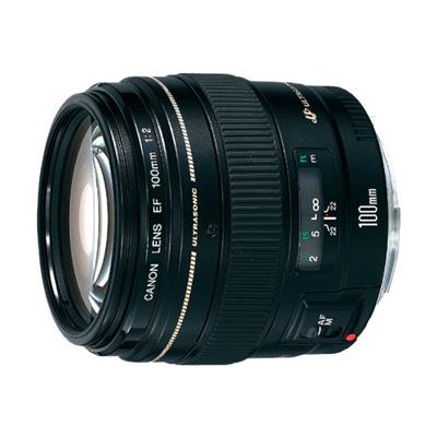 Canon - EF 100MM F2 USM