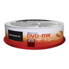 Nastro Sony - Dvd-rw 4x spindle
