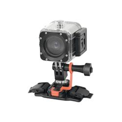 Caméra sportive trevi GO 2700 KUB - Caméra de poche - fixable - 1080p / 30 pi/s - 5.0 MP - Wi-Fi - sous-marin jusqu'à 30 m