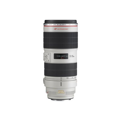 Canon - EF 70-200MM F2.8L IS II USM