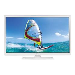 "TV LED TELE System PALCO24 LED07EW - Classe 24"" (23.6"" visualisable) TV LED - 720p - blanc"