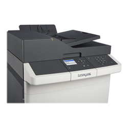 Imprimante laser multifonction Lexmark CX310dn - Imprimante multifonctions - couleur - laser - Legal (216 x 356 mm) (original) - A4/Legal (support) - jusqu'à 23 ppm (copie) - jusqu'à 23 ppm (impression) - 250 feuilles - USB 2.0, Gigabit LAN