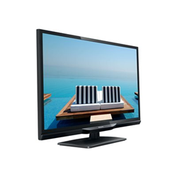 """Hotel TV Philips 28HFL5010T - 28"""" Classe - Professional MediaSuite TV LED - hôtel / hospitalité - 720p - noir"""