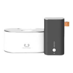Caricabatteria Sitecom - Powerbank charging station kit