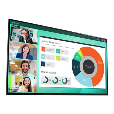 HP - HP LD5512 UHD 4K DISPLAY