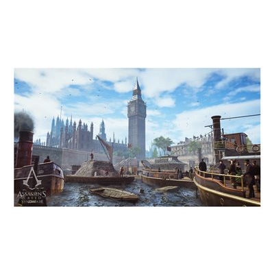 Ubisoft - PS4 ASSASSINS CREED SYNDICATE SPEC