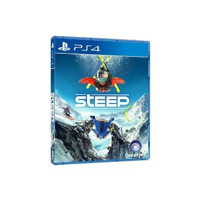 Ubisoft - PS4 STEEP GOLD