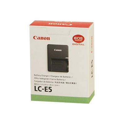 Canon - CARICABATTERIE LC-E5 E