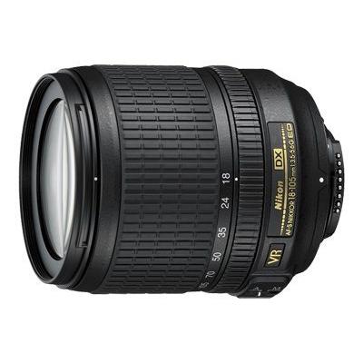 Nikon - NI AF-S DX 18-105MM F3.5-5.6G ED VR
