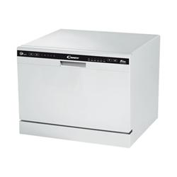 Lave-vaisselle Candy CDCP 6/E - Lave-vaisselle - pose libre - largeur : 55 cm - profondeur : 50 cm - hauteur : 44 cm
