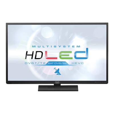 TV LED TV 32  LED HD TREVI LTV 3203 SAT CON HEVC E SATELLITARE DVB-S2 NERO   TV 32  LED HD TREVI LTV 3203 SAT CON HEVC E SATELLITARE DVB-S2 NERO