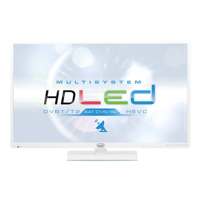 TV LED TV 32  LED HD TREVI LTV 3203 SAT CON HEVC E SATELLITARE DVB-S2 BIANCO TV 32  LED HD TREVI LTV 3203 SAT CON HEVC E SATELLITARE DVB-S2 BIANCO