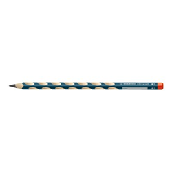 Porte mines Stabilo EASYgraph - Crayon - graphite - HB - 3.15 mm - pack de 6