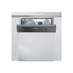 Lave-vaisselle Candy CDS 420N-S - Lave-vaisselle - int�grable - Niche - largeur : 60 cm - profondeur : 57 cm - hauteur : 82 cm - noir