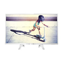 TV LED Philips - 32PHT4032/12 HD Ready Bianco