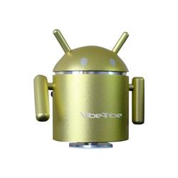 Speaker wireless Vibe-Tribe - Vibrspeakandmp3 robo goldgreen