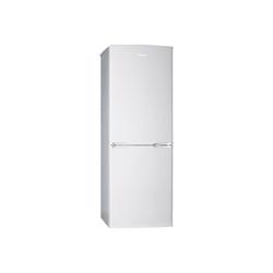 Réfrigérateur Candy CCBS 5154 W - Réfrigérateur/congélateur - pose libre - largeur : 55 cm - profondeur : 56 cm - hauteur : 155 cm - 190 litres - congélateur bas - Classe A++ - blanc