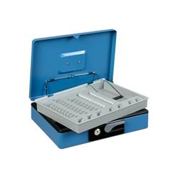 KOALA Deluxe - Caisse à monnaie - acier - bleu