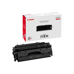 Toner Canon - 719H Nero Alta Capacità 6400 pp