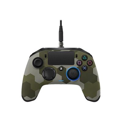 BigBen Interactive - PS4 NACON REV CONTR CAMOGREEN