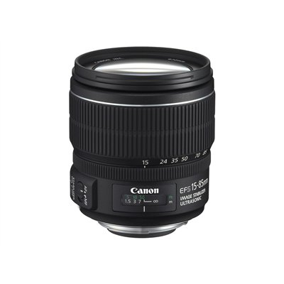 Canon - EF-S 15-85MM F3.5-5.6 IS USM