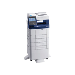 Imprimante laser multifonction Xerox WorkCentre 3655IV_X - Imprimante multifonctions - Noir et blanc - laser - Legal (216 x 356 mm)/A4 (210 x 297 mm) (original) - A4/Legal (support) - jusqu'� 45 ppm (copie) - jusqu'� 45 ppm (impression) - 700 feuilles - USB 2.0, Gigabit LAN, h�te USB