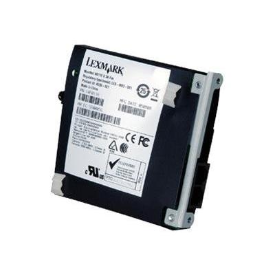 Lexmark - V.34 FAX CARD X463DE X651DE X86XDE3
