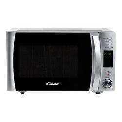 Micro ondes Candy CMXG 25DCS - Four micro-ondes grill - pose libre - 25 litres - 900 Watt - inox