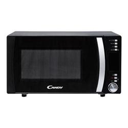 Micro ondes Candy CMXG 25DCB - Four micro-ondes grill - pose libre - 25 litres - 900 Watt - noir