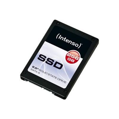 Intenso - SSD INTERNO SATA3 256GB  2.5P