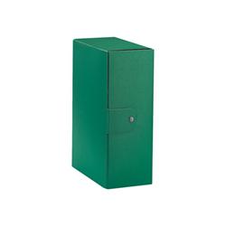 Raccoglitore cf5scatole eurobox dorso12 verde