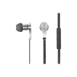 Fresh 'n Rebel Lace Earbuds - Écouteurs avec micro - intra-auriculaire - 3.5 mm plug - isolation acoustique - ciment