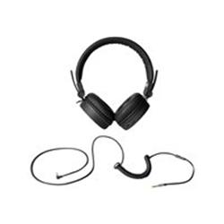 Fresh 'n Rebel Caps Wireless Headphones - Casque avec micro - sur-oreille - sans fil - Bluetooth - noir