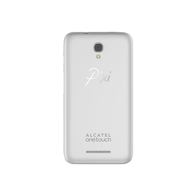 Alcatel - ALCATEL PIXI 3 FIRST METAL SILVER