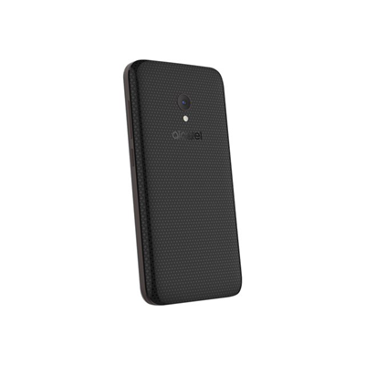 Alcatel - U5 3G 5 BLACK + COCOA GREY