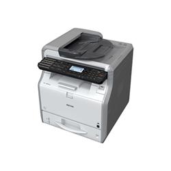 Imprimante laser multifonction Ricoh SP 3600SF - Imprimante multifonctions - Noir et blanc - LED - 33.6 Kbits/s