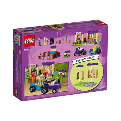 Lego - LA SCUDERIA DEI PULEDRI DI MIA