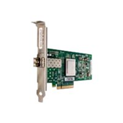 QLogic 8Gb FC Single-port HBA for IBM System x - Adaptateur de bus hôte - PCIe x4 - 8Gb Fibre Channel - pour System x3100 M5; x3250 M6; x32XX M2; x34XX; x3550 M2; x3650 M2; x3650 M4 HD; x3950 M2